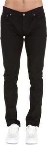 Czarne jeansy Alexander McQueen