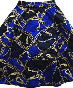 Spódnica MissSpark midi z tkaniny