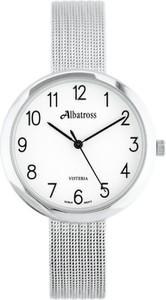 ALBATROSS ABBC20 (za542a) silver / white - Srebrny