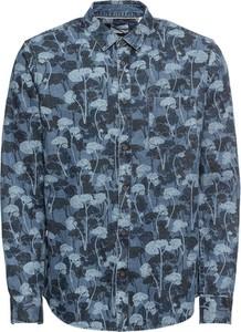 Niebieska koszula Only & Sons z bawełny w młodzieżowym stylu