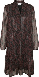 Sukienka Saint Tropez mini z długim rękawem
