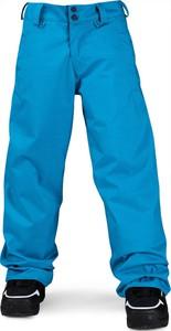 Niebieskie spodnie dziecięce Volcom