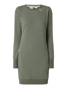 Sukienka Ragwear w stylu casual mini z długim rękawem