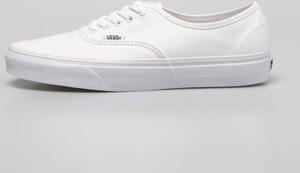 Białe buty męskie Vans, kolekcja wiosna 2020