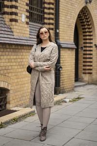 Sweter Dreskot w stylu casual z tkaniny