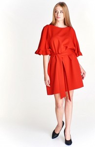 241f539bcf czerwona sukienka sprzedam - stylowo i modnie z Allani