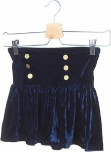 Niebieska spódniczka dziewczęca Hampton Republic