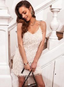 Sukienka SELFIEROOM na ramiączkach mini