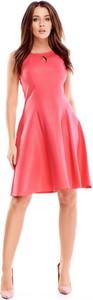 Sukienka TAGLESS bez rękawów mini