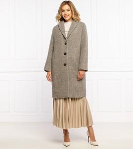 Płaszcz Peserico z wełny w stylu casual