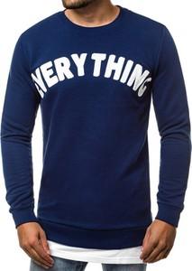Bluza producent niezdefiniowany z bawełny