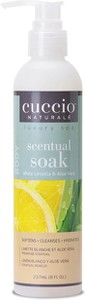 Cuccio Naturale Aqua żel biała limetka i aloe vera 237 ml