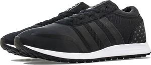 Buty sportowe Adidas z płaską podeszwą z zamszu