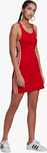Sukienka Adidas mini dopasowana