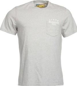 T-shirt Barbour z krótkim rękawem