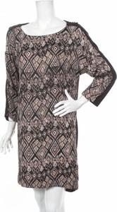 Sukienka Haust prosta mini w stylu casual