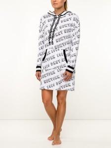 Sukienka DKNY z dekoltem w kształcie litery v w stylu casual