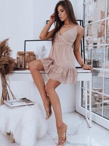 Sukienka Dstreet mini bez rękawów