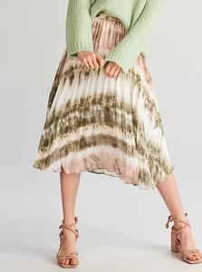 Spódnica Reserved w stylu casual midi