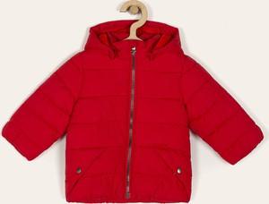 Czerwona kurtka dziecięca Name it