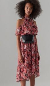 Sukienka Mohito w stylu boho