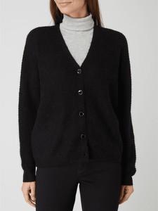 Czarny sweter Esprit w stylu casual z wełny