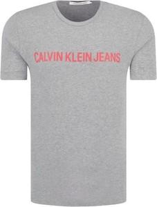 T-shirt Calvin Klein z bawełny