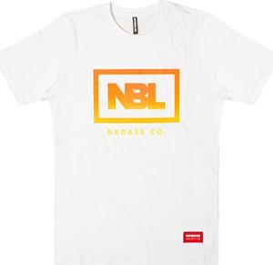 T-shirt New Bad Line z krótkim rękawem