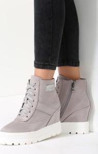 Renee ciemnoszare sneakersy more you