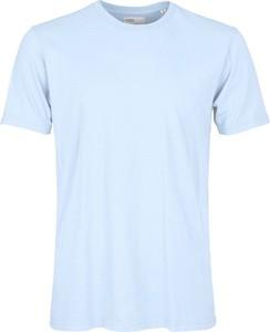 T-shirt Colorful Standard w stylu casual z krótkim rękawem