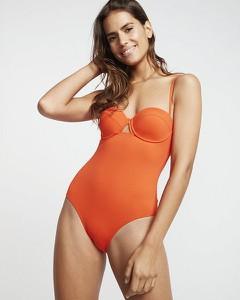 Pomarańczowy strój kąpielowy Billabong