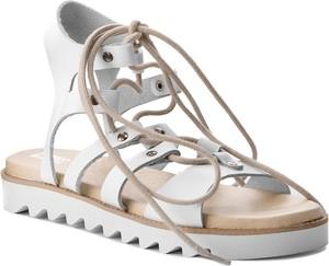 Sandały Sergio Bardi z klamrami