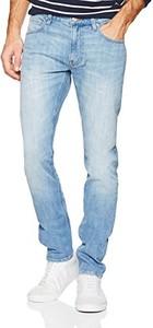 Błękitne jeansy Lee