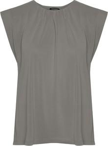Bluzka Soaked in Luxury z okrągłym dekoltem w stylu casual