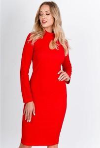 Sukienka Royalfashion.pl w stylu casual midi
