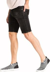 Czarne spodenki Tommy Jeans