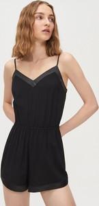 Czarna piżama Cropp