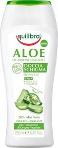 Equilibra, Aloe Shower Gel, aloesowy kremowy żel pod prysznic, 250 ml