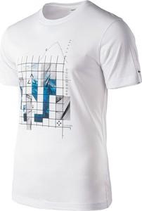 T-shirt Hi-Tec w młodzieżowym stylu