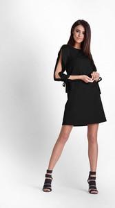 d5dedb9eea Sukienka Ivon z okrągłym dekoltem w stylu casual