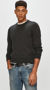 Czarny sweter G-Star Raw w stylu casual z dzianiny
