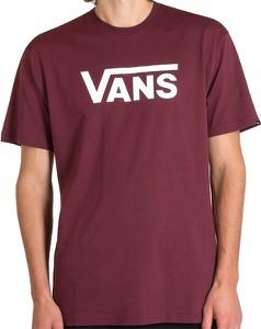 T-shirt Vans w młodzieżowym stylu z bawełny