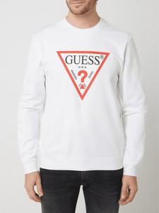 Bluza Guess w młodzieżowym stylu z bawełny