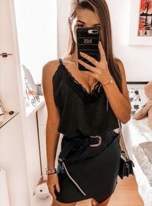 Czarna spódnica Pakuten mini