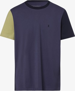Niebieski t-shirt ARMEDANGELS w stylu casual z dżerseju