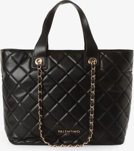 Czarna torebka Valentino