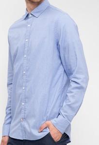Koszula Tommy Hilfiger z klasycznym kołnierzykiem z bawełny