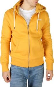 Żółta bluza Superdry