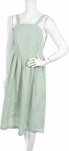 Zielona sukienka PEPALOVES midi