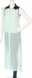 Zielona tunika Kardashian Kollection w stylu casual